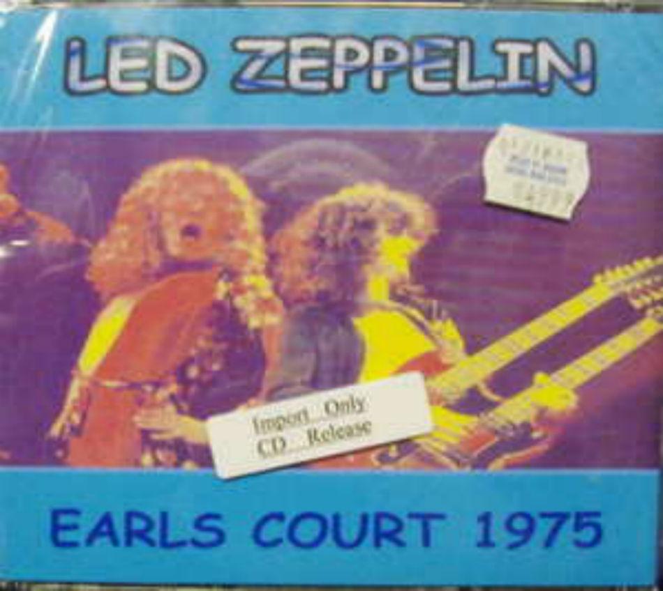 Led Zeppelin / Earls Court 1975
