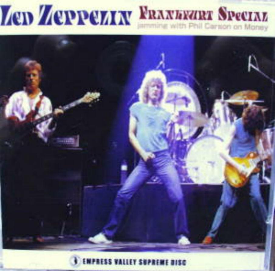 Led Zeppelin / Frankfurt Special