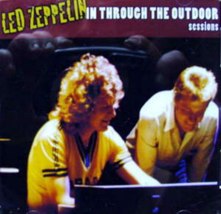 Led Zeppelin / In Through The Outdoor Sessions