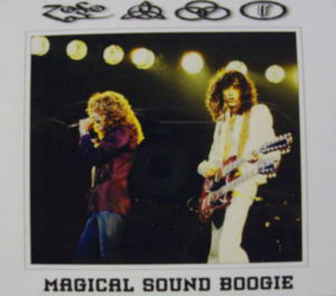 Led Zeppelin / Magical Sound Boogie