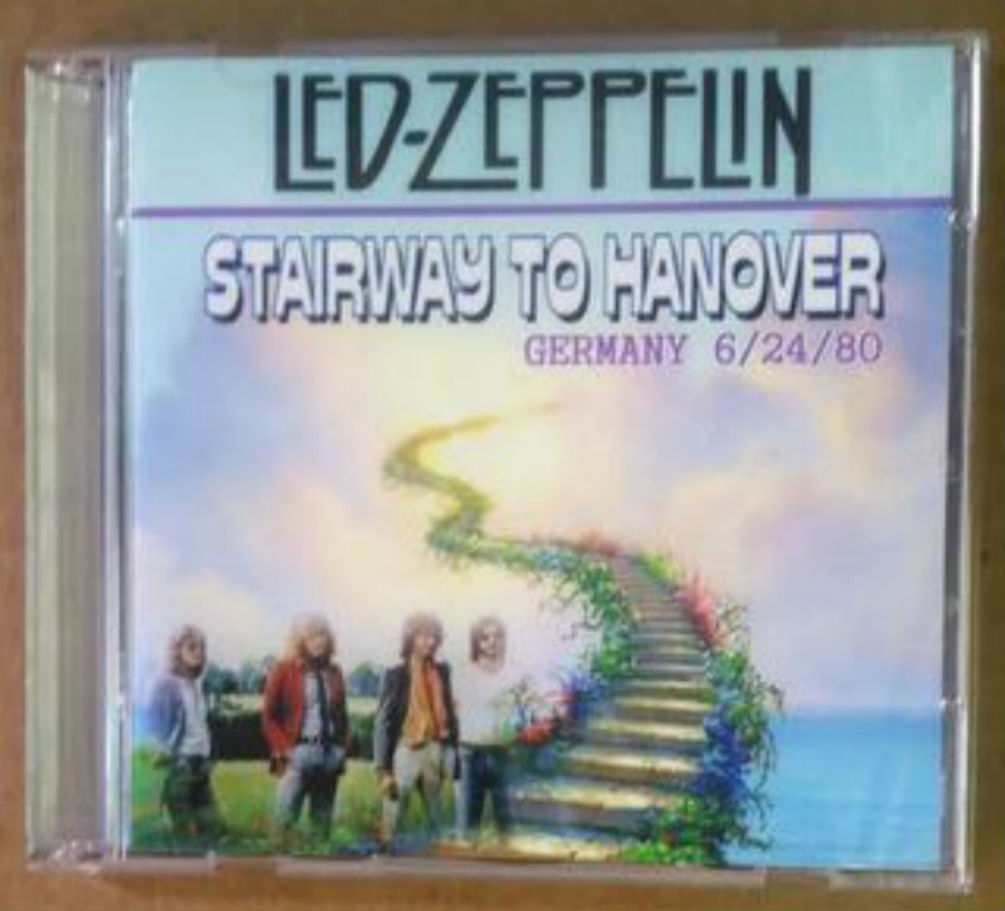 Led Zeppelin / Stairway To Hanover