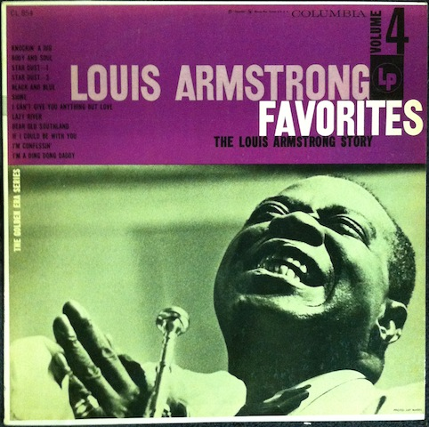 Louis Armstrong - Louis Armstrong Story Vol. 4: Louis Armstrong Favorites