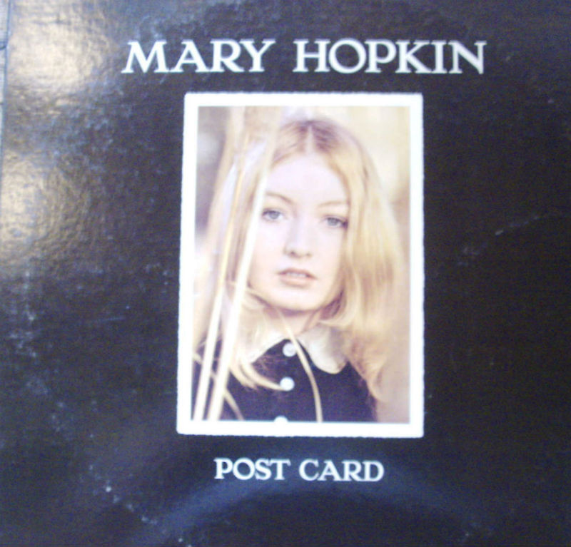 Mary Hopkins Post+Card LP