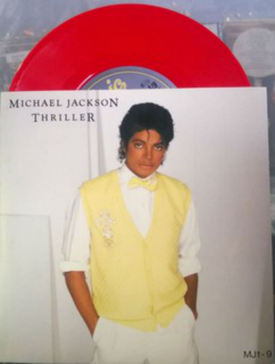 Michael Jackson Thriller 7''