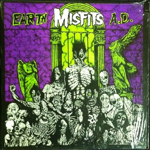Misfits Earth+A.D. LP