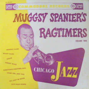 Muggsy Spanier's Ragtime Band - The Great 16