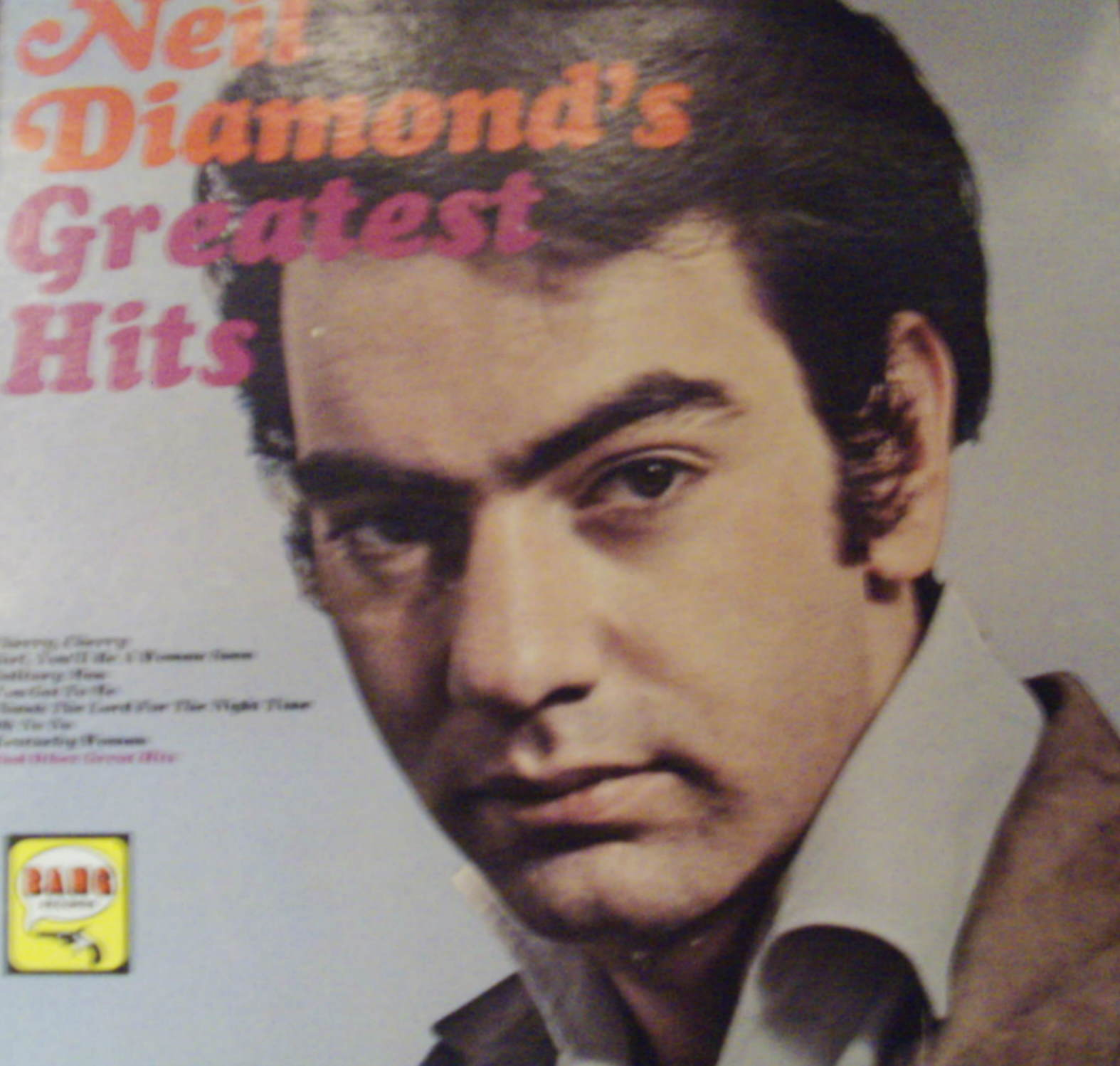 Neil Diamond - Greatest Hits EP