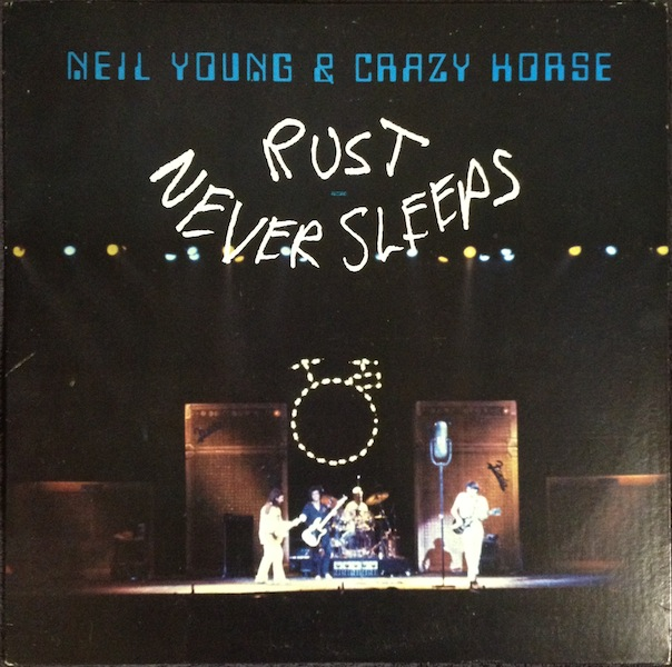Neil Young & Crazy Horse - Rust Never Sleeps CD