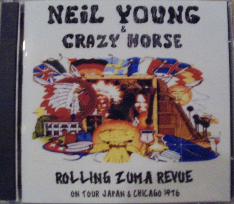 Neil Young Rolling Zuma Revue