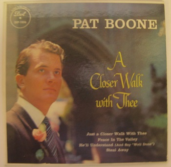 Pat Boone / A Closer Walk With Thee EP
