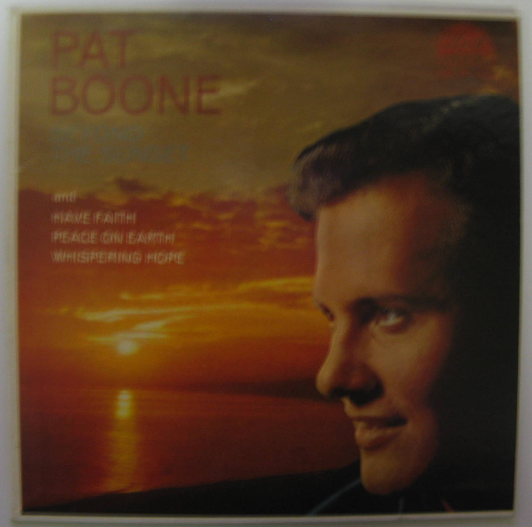 Pat Boone / Beyond The Sunset EP