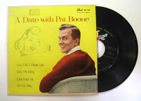 Pat Boone / Date With Pat Boone E.P.