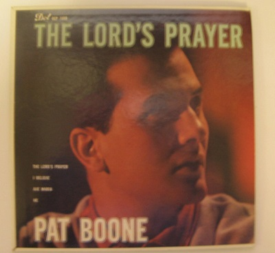 Pat Boone / The Lord's Prayer EP