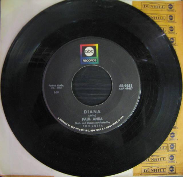 Paul Anka / Diana