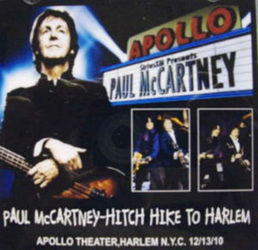 Paul McCartney / Hitch Hike To Harlem