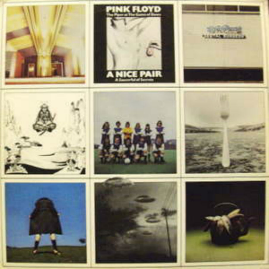 Pink Floyd - A Nice Pair Record