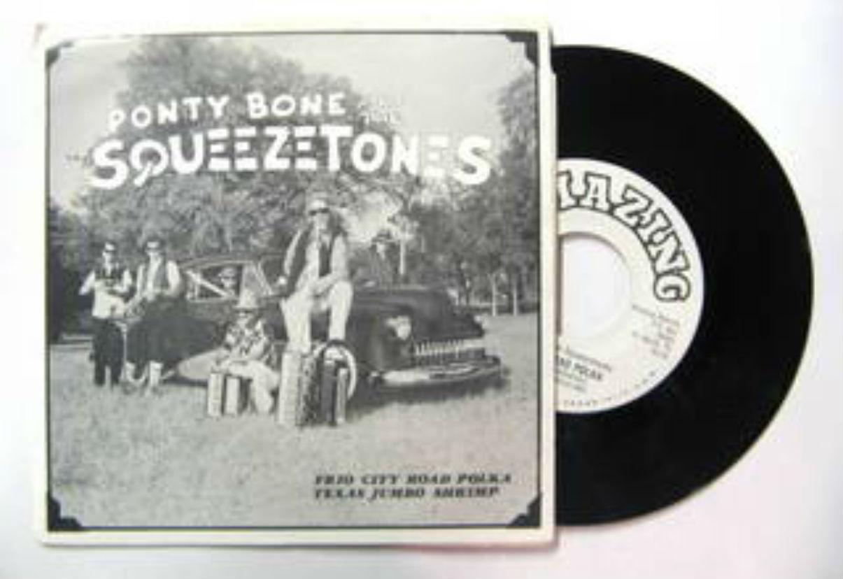 Ponty Bone & the Squeezetones / Frio City Road Polka