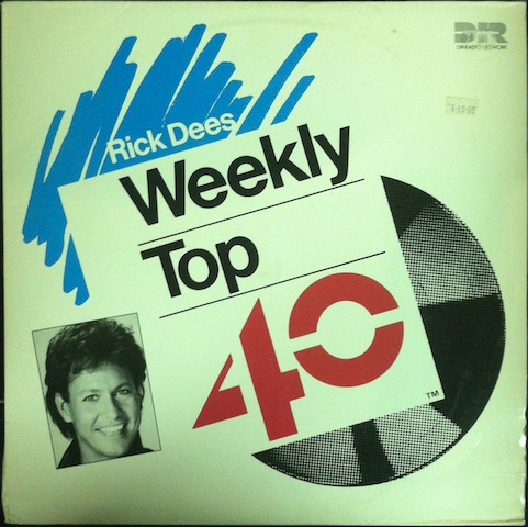 Rick Dees / Weekly Top 40 6/10/89