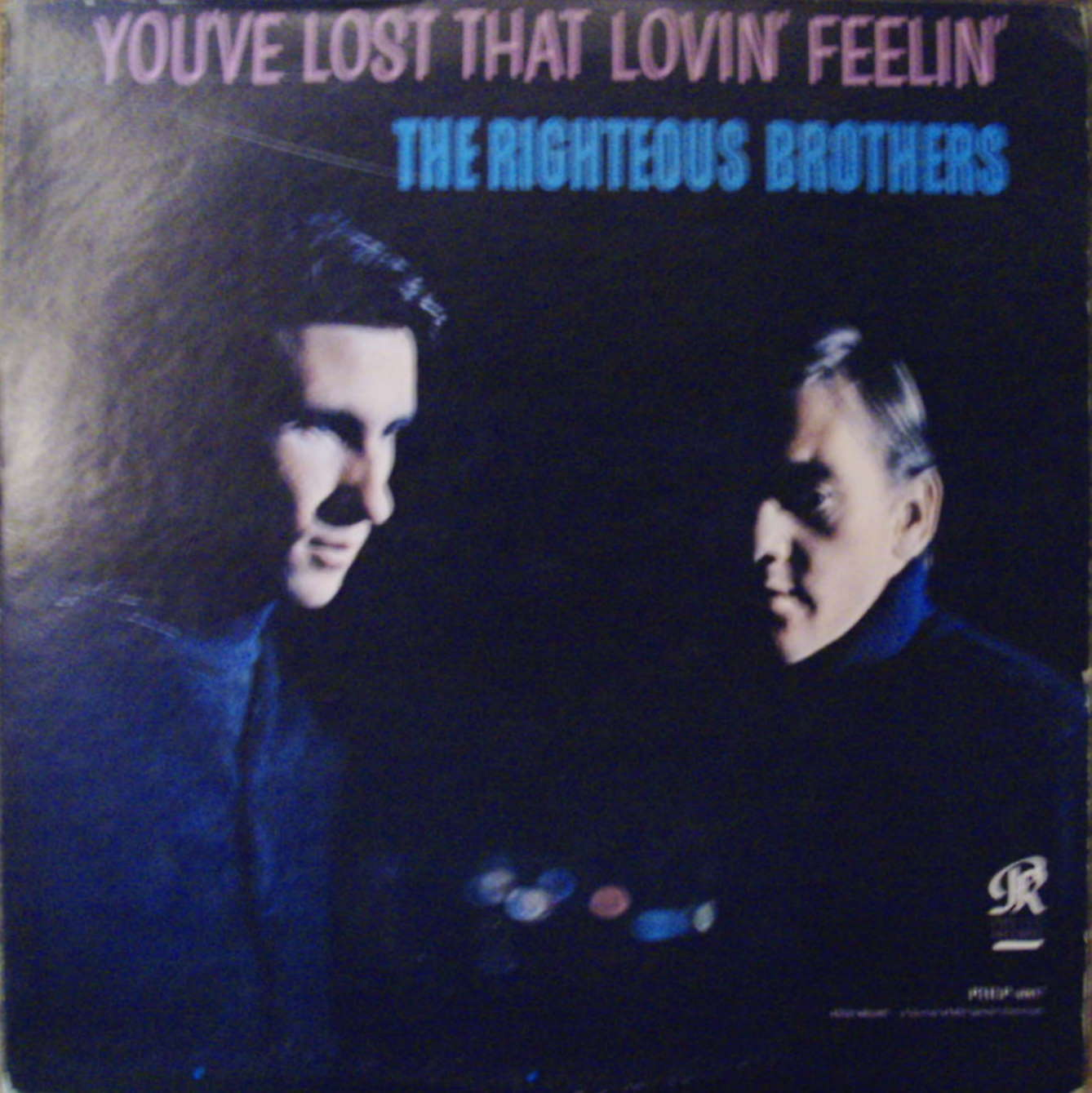 Righteous Brothers You Ve Lost That Lovin Feelin