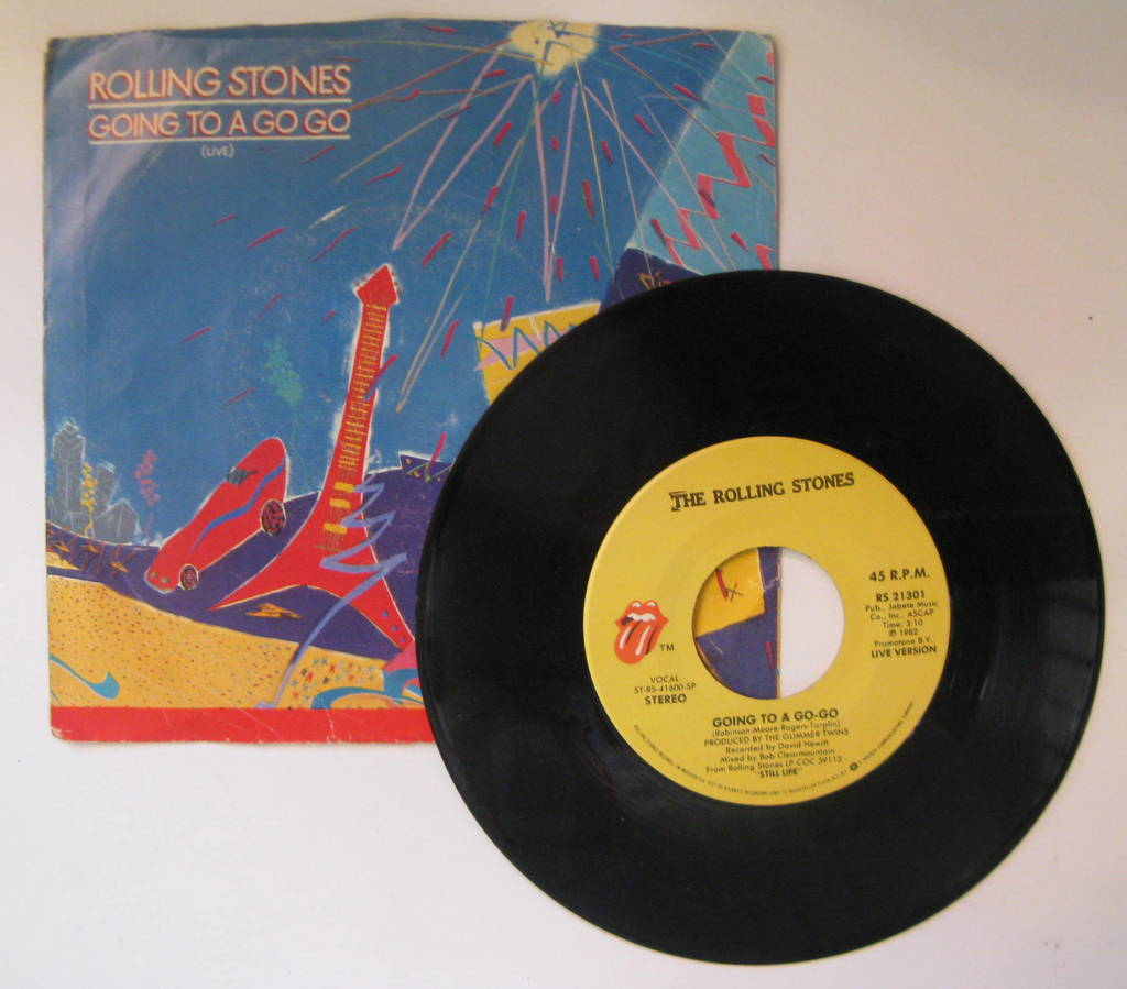 Rolling Stones / Going To A Go Go