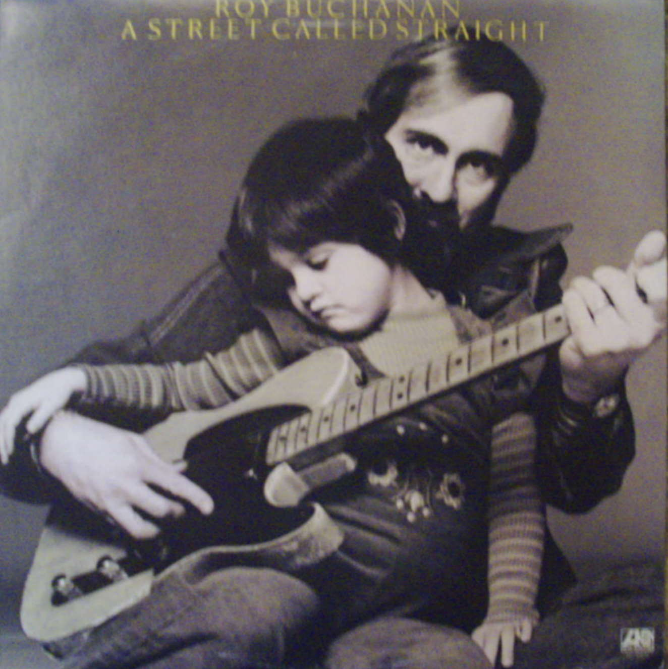 Roy Buchanan - A Street Called Straight Album