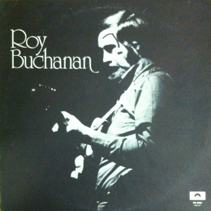 Roy Buchanan - Roy Buchanan CD