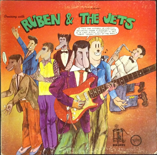 Mothers Of Invention Cruising With Ruben The Jets Vinyl