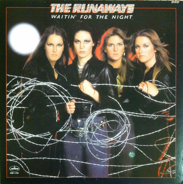 Runaways Waitin For The Night Records Lps Vinyl And Cds