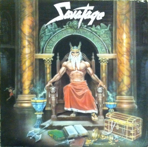 Savatage - Hall Of The Mountain King CD