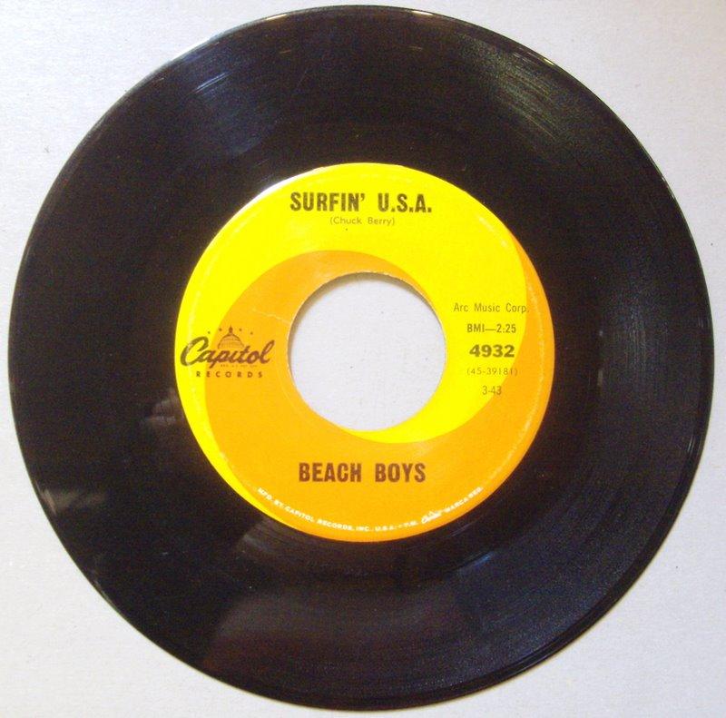 Beach Boys / Surfin' U.S.A.