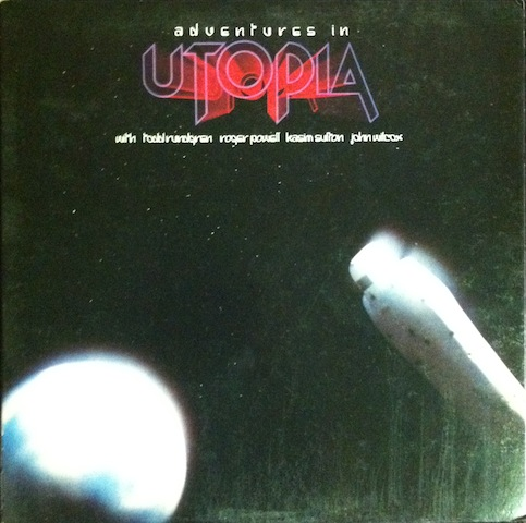 Utopia Adventures+In+Utopia LP