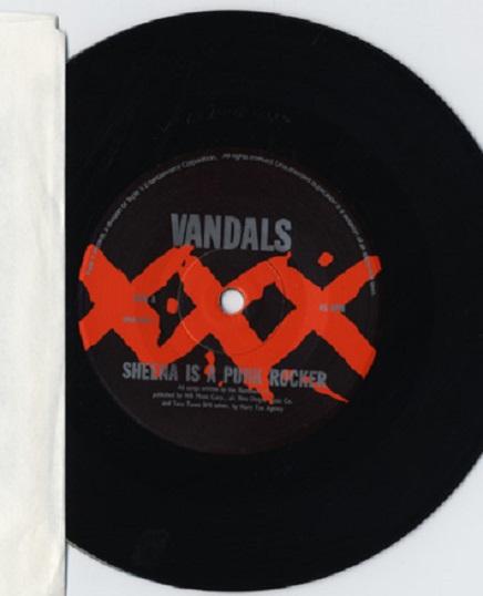 The Vandals / Sheena Is A Punk Rocker