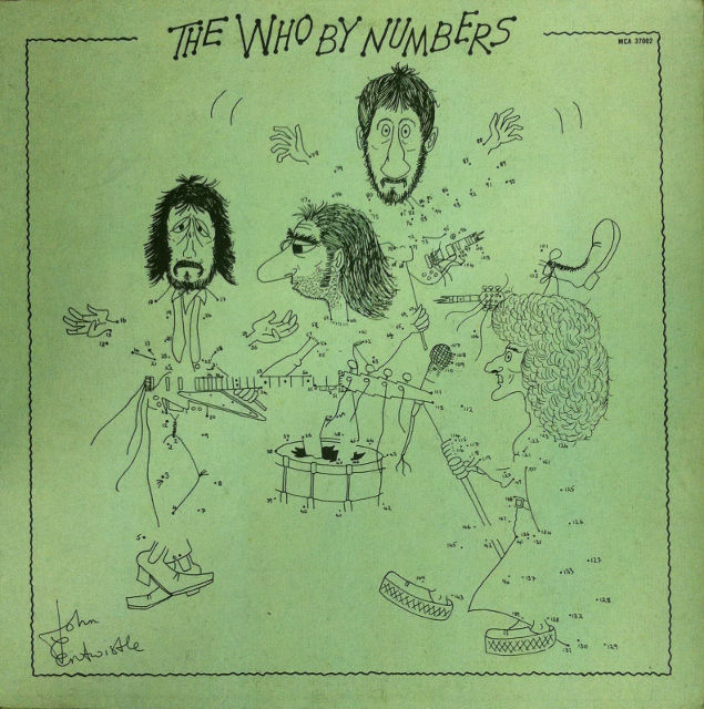 Who - By Numbers LP