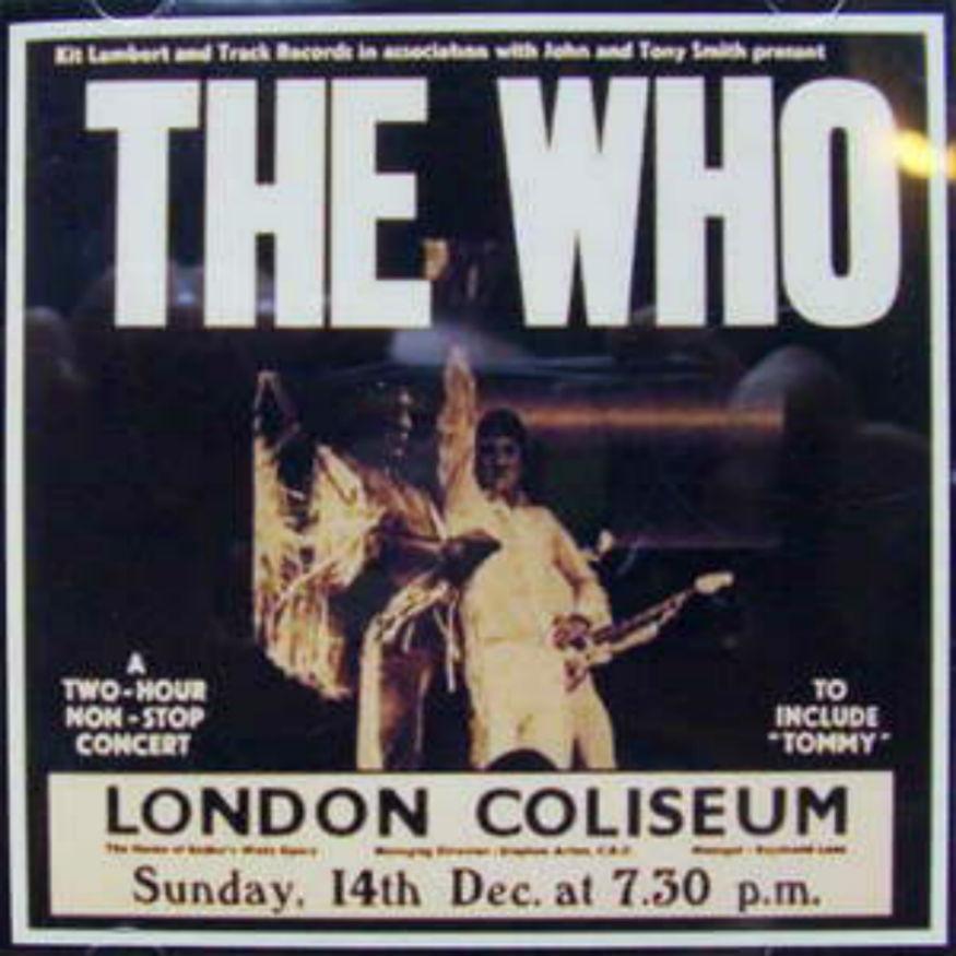 Who / London Coliseum 1969