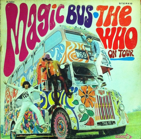 Who - Magic Bus CD