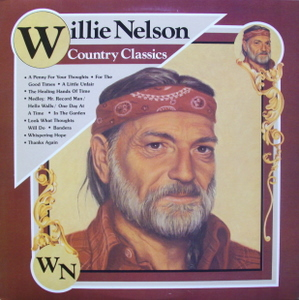 Country Classics - Willie Nelson