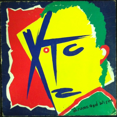 XTC - Drums And Wires Single
