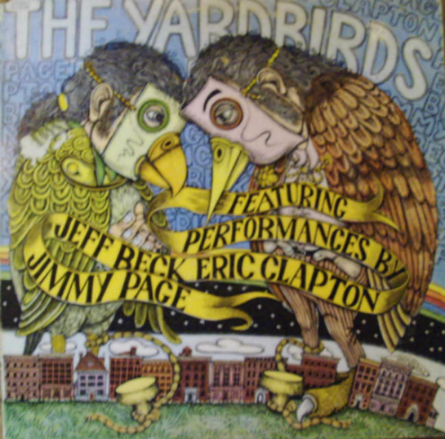 Yardbirds - Featuring Performances By: Jeff Beck, Eric Clapton, Jimmy Page