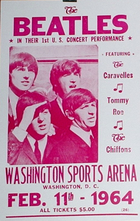 Beatles - 1st U.s. Tour