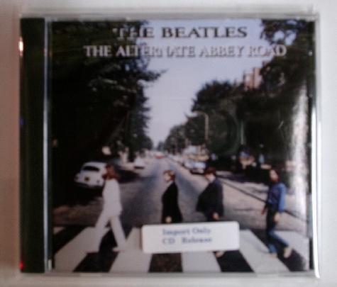 Beatles Alternate Abbey Road