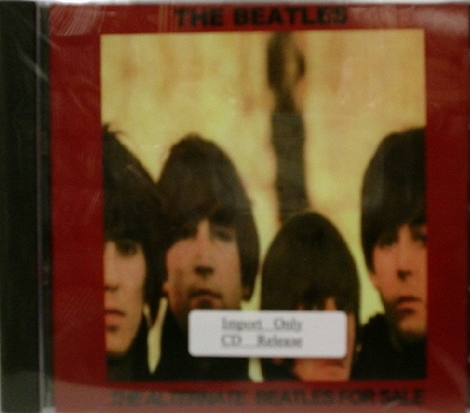 Beatles / Alternate Beatles For Sale