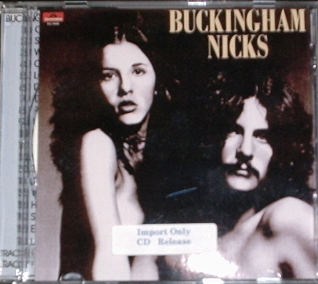 Buckingham Nicks / Buckingham Nicks