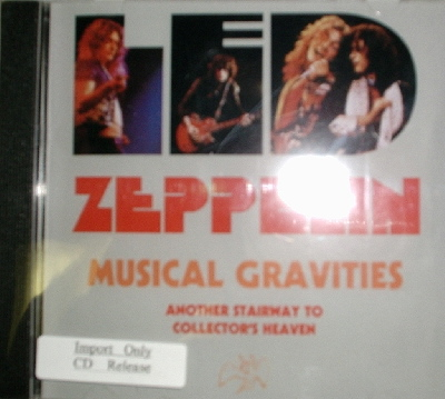 Led Zeppelin / Musical Gravities