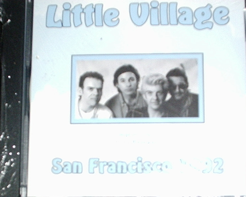 Little Village / San Francisco 1992