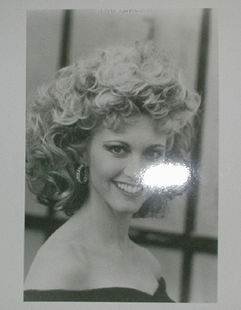 Olivia Newton John - Head Shot