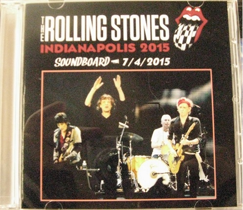 Rolling Stones / Indianapolis 2015