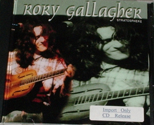 Rory Gallager / Stratosphere