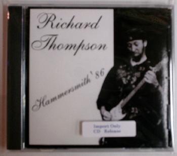 Richard Thompson / Hammersmith '86