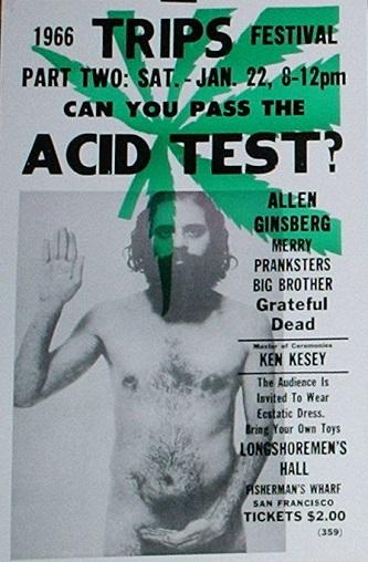1966 Trips Festival / Acid Test