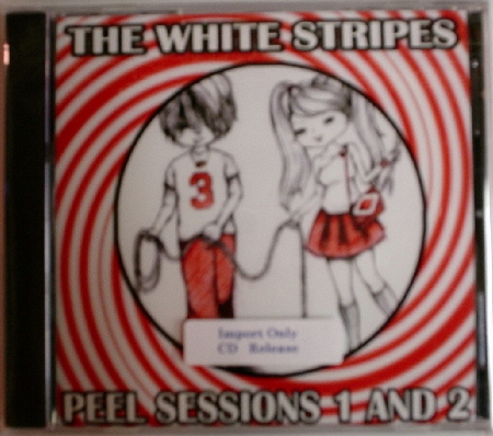 White Stripes / Peel Sessions 1 & 2